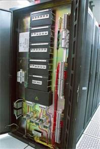 湖北移动金银湖机房-电力柜一览